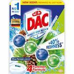 DAC Toilet Rim Block Power Action Pine 2+1 FREE