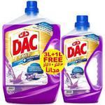 DAC Desinfectant Gold Lavender 3L+1L Free