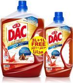 DAC Desinfectant Gold Oud 3L+1L Free