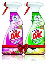 DAC All Purpose Cleaner 500ml Rose+KC Lime Twin 25% Off