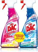 DAC All Purpose Cleaner 500ml Lemon+BC Ocean Twin 25% Off