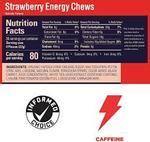 GU Energy Chews - Strawberry