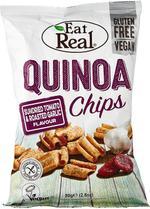 EAT REAL QUINOA SUNDRIED TOMATO & ROAST 80G