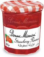 BONNE MAMAN JAM STRAWBERRY 370G