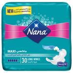 NANA MAXI SUPER WINGS 30 PCS