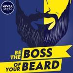 NIVEA MEN Barbershop Beard & Face Cleansing Wash, 100ml