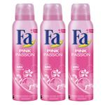 Fa Deo Pink Paradise 150 ml twin pack 20% off
