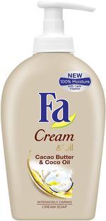 Fa Liquid Soap Coconut Butter & Oil 250ml twin pack 20% off
