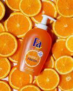 Fa Liquid Soap Hygiene Fresh Orange 250ml 2+1 free