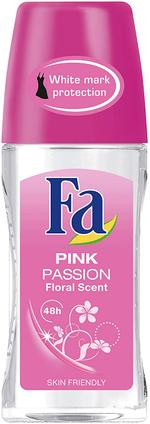 Fa Roll on Pink Passion Floral Fragrance 50 ml Twin Pack 20% off