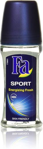 Fa Roll on for Men 50 ml Twin Pack 20% off