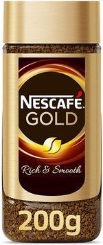 NESCAFE GOLD 200g @ 15% off