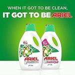 Ariel Automatic Power Gel Laundry Detergent Original 3L x2