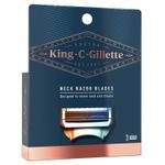 KINGS C GILLETTE NECK CARTS 3