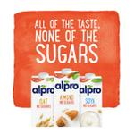 ALPRO ALMOND NO SUGARS DUAL PACK 20% OFF