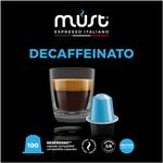 Must Espresso, Decaffeinated