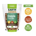 Earth Goods Organic Gluten-Free Fruit Granola Mix 340g