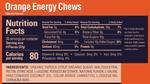 GU Energy Chews - Orange
