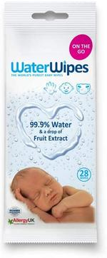 WaterWipes Baby wipes (28 wipes)