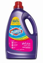 Clorox Clothes Stain Remover Color Booster Floral 3Litres