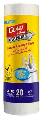 Glad Garbage Large Handle 110L Double PacK 15%