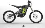SUR-RON 2021 LIGHT BEE LB X-SERIES ELECTRIC DIRT BIKE MOTORCYCLE - Black