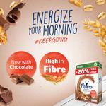NESTLE FITNESS Chocolate Breakfast Cereal 450g Promo Pack