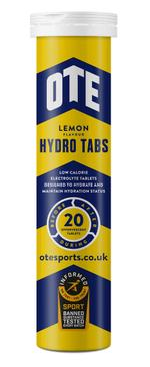 OTE Sports Hydro Tabs - Lemon