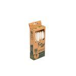 Fun® Green Track Heavy Duty Bio-Cutlery Set (Spoon+Fork+Knife) Pack of 18 X 5