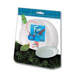 Fun® Everyday Heavy-Duty Paper Plate, Small 7 inch, Pack of 50 X 5