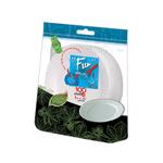 Fun® Everyday Standard Paper Plate Large 9 inch, Pack of 100 X 5