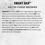 PhD Smart Bar Salted Fudge Brownie