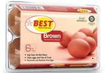 Egg Best Brown-12N