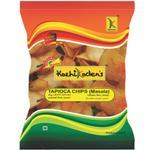 Kozhikoden's Cassava Chips Masala Round 150g
