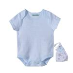 Bonjour Bebe Baby Boy 5 Pieces Combo Set,Baby Blue-JCG18609