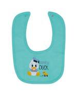 Disney Donald Duck Baby Boys 5pcs Set,Aqua Green/White-TCGLSS21GP04