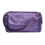 Enfant Mom Diaper Bag , Purple - KOG705B