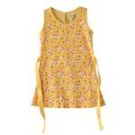 Flower Girl Girls Dress,Yellow,SIMGS20GFR027