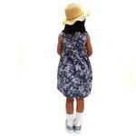 Flower Girl Girls Dress,Grey-KOG651B
