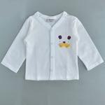 Wonderchild Baby Girls 7 pcs Gift Set, Maroon/White,WCGS205008