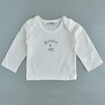 Wonderchild Baby Girls 6 pcs Gift Set, White/Purple-WCGS205099