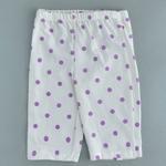 Wonderchild Baby Girls 7 pcs Gift Set, White/Purple-WCGS205100