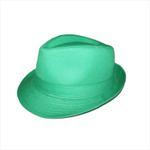 Genius Girls Fedora Hat,Green