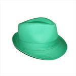 Genius Boys Fedora Hat,Green