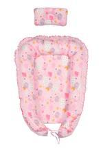 Palm&Pond Baby Nest , Light Pink - KOG691A
