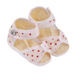 Smart Baby Baby Boy Shoes ,White/Red-TIGSS2060WR