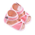 Smart Baby Baby Girl Shoes ,Pink/White-TIGSS2060PW