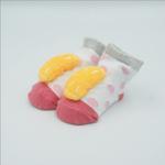 Smart Baby Baby Girls 3 Pair Socks Set, Multi Pink,FMGS20K19012