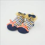Smart Baby Baby Girls 3 Pair Socks Set, Multi,FMGS20K19006