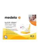 Medela Micro Steam Bag , White - MMGL80064